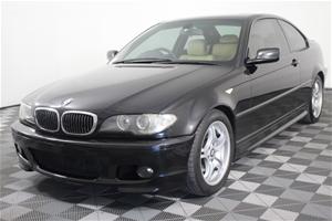 2003 BMW 325Ci E46 M Sport Coupe