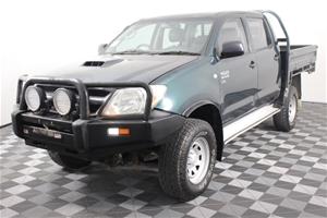 2007 Toyota Hilux SR (4x4) KUN26R Turbo