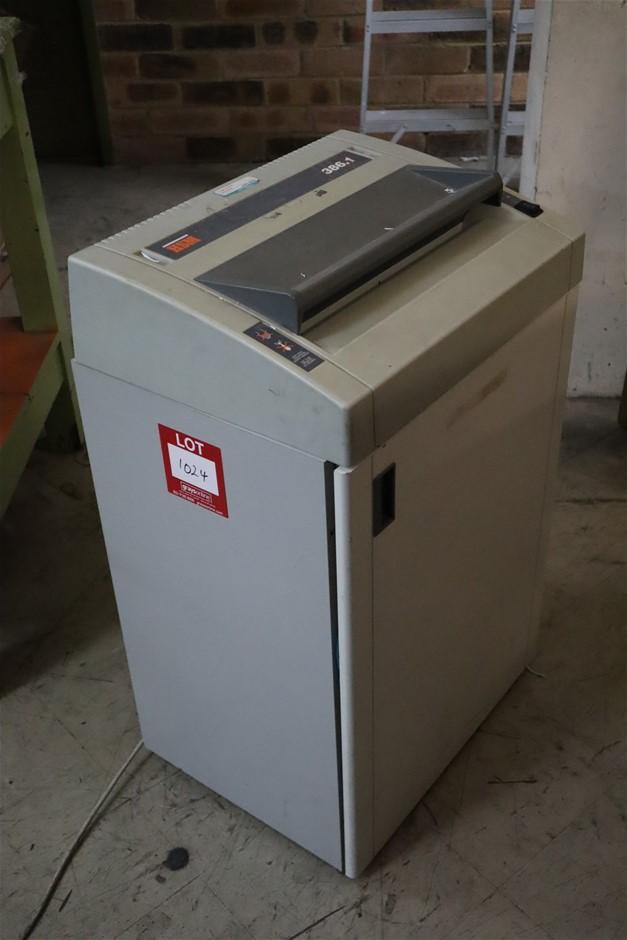 HSM Electric Paper Shredder