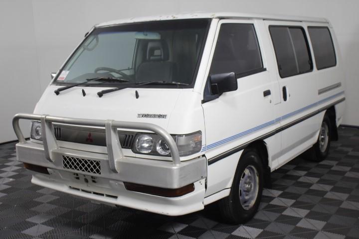 1990 Mitsubishi Starwagon RWD Automatic Van