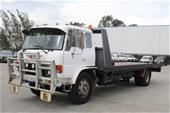 1982 Hino FF C/CAB  Tilt Tray Truck