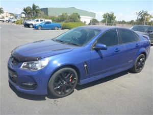 2015 Holden Commodore SS VF Automatic Se