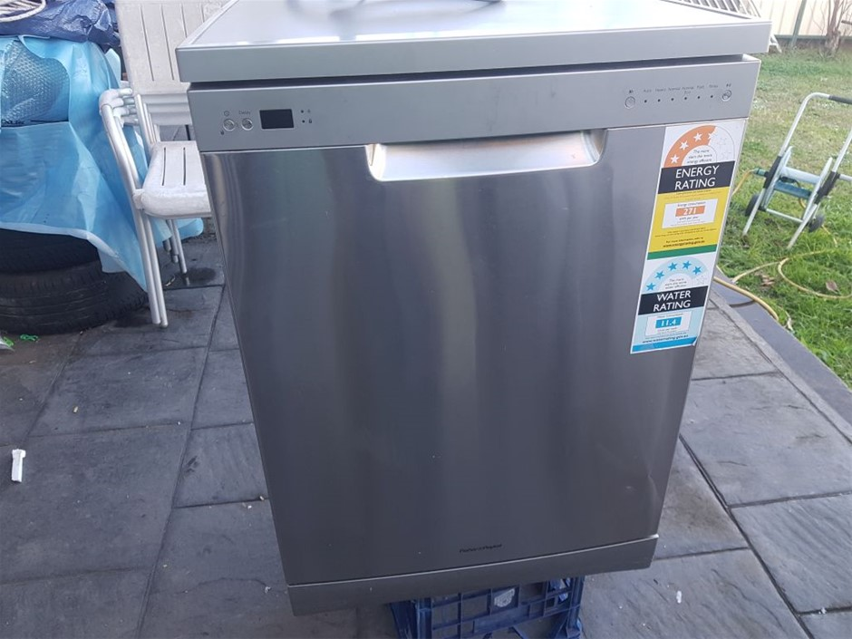Fisher & Paykel DW60CHPX1, stainless steel dishwasher