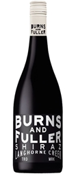 Burns & Fuller Shiraz 2018 (12 x 750mL), Langhorne Creek, SA.