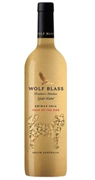 Wolf Blass Presidents Selection Year of Dog Shiraz 2016 (6 x 750mL) SA