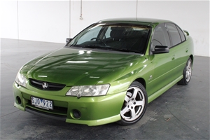 2003 Holden Commodore S Y Series Superch