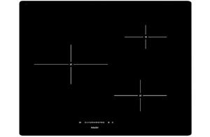 Smeg 70cm Induction Cooktop (Black) (SIH