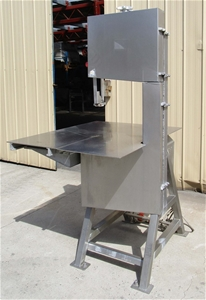 Stainless Steel T400 Bandsaw