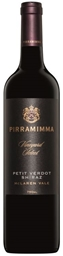 Pirramimma Vineyard Select Petit Verdot Shiraz 2015 (6 x 750mL) SA