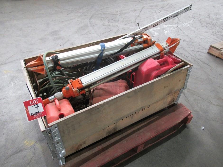 Laser Staffs, Tripods & More (Pooraka, SA)