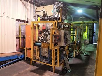 Auto Press Machine with Accesories