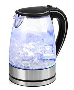 Pursonic Glass Kettle - Blue LED