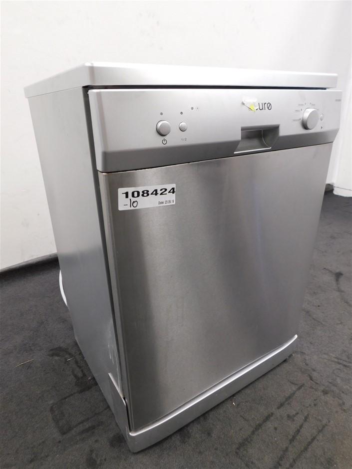 Euro ED12DES Stainless Steel Dishwasher