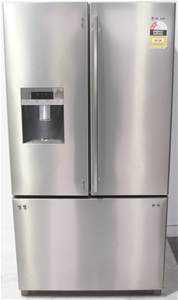 Westinghouse 762L Stainless Steel 3 Door