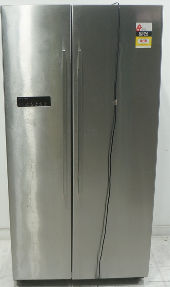 Fisher & Paykel RX628DX1 628L Side by Side Fridge