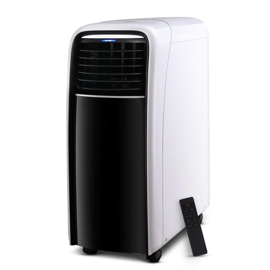 Devanti Portable Air Conditioner Mobile Fan Cooler 4-In-1 WIFI 22000BTU