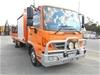 2012 Hino FD 500 Euro5 1024 4 x 2 Service Truck