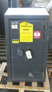 ORD Brand Safe with Key Lock