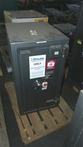 Ord Safe Co Safe with Key Lock