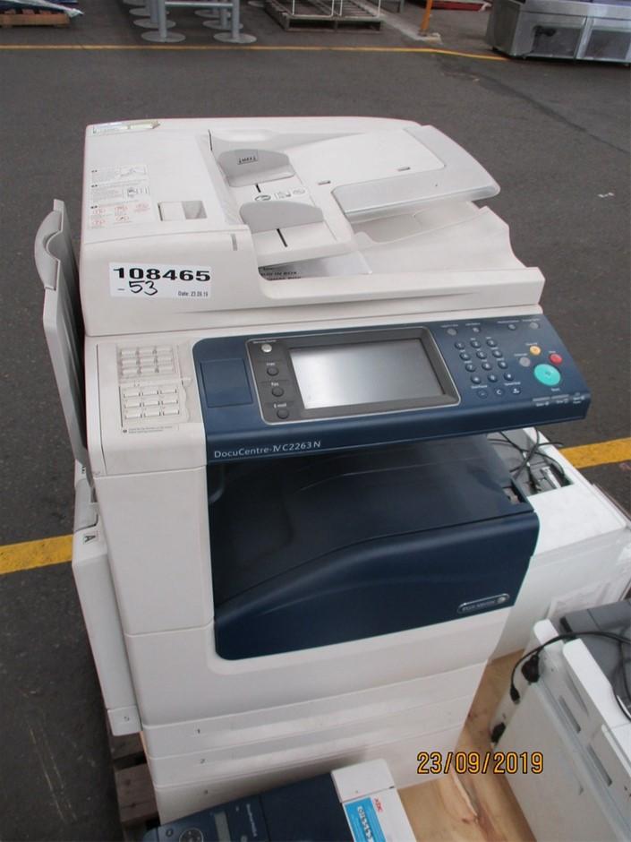 Fuji J-D041 Multifunction Printer