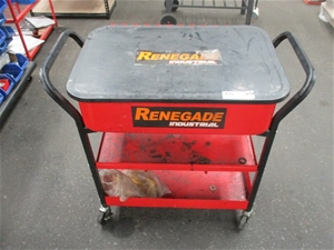 Renegade Parts Washer