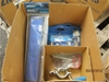 Carton of Marine Trailer Components