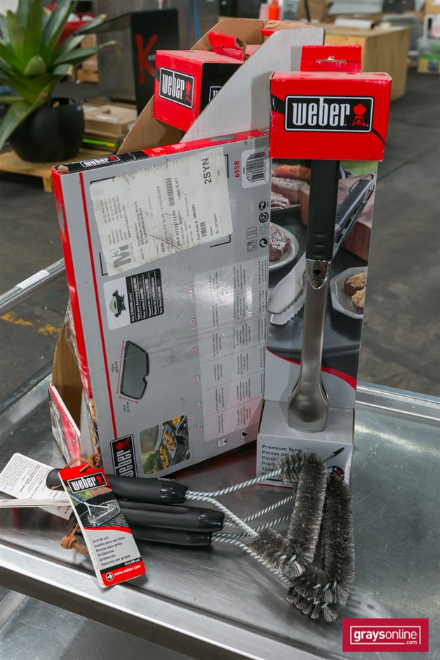 1 x Bundle BBQ Accessories
