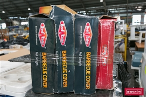 3 x BeefEater BBQ Covers