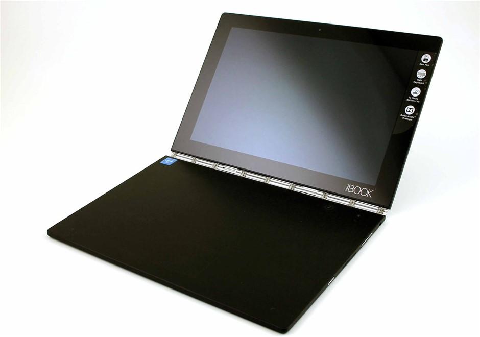 Lenovo Yoga Book 10.1-inch 2-in-1 Tablet, Gunmetal Grey