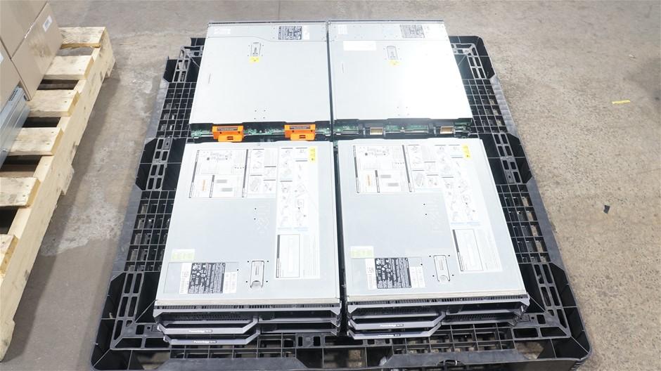 Pallet of Dell Assorted Model Server Blades