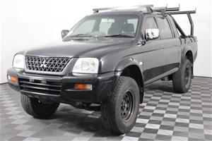 2002 Mitsubishi Triton GLS (4x4) MK Auto