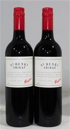 Penfolds `St Henri` Shiraz 2006 (2 x 750mL), SA.