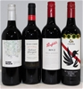 Pack of Assorted Red Wine (4x 750mL)