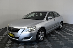 2007 Toyota Aurion AT-X GSV40R Automatic