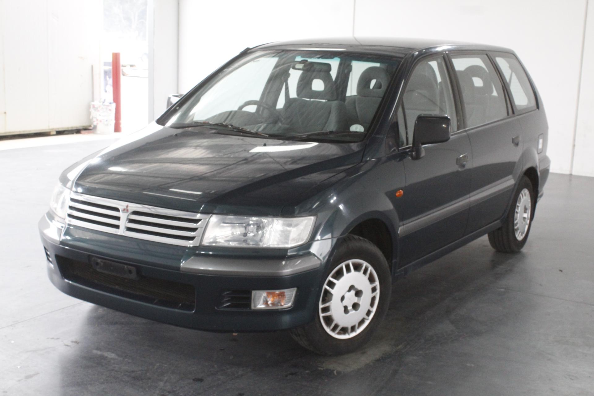 2000 Mitsubishi Nimbus UG Automatic 7 Seats People Mover