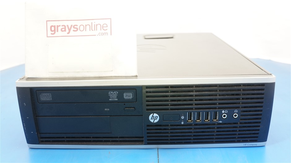 HP Compaq Elite 8300 SFF Small Form Factor (SFF) Desktop PC