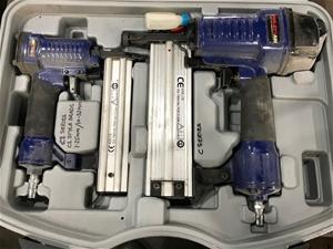 Project Air Pre Pack Pneumatic Nail Gun