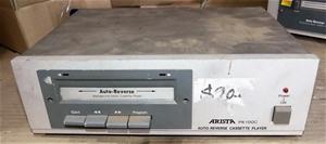 Arista PA-1000 casette player