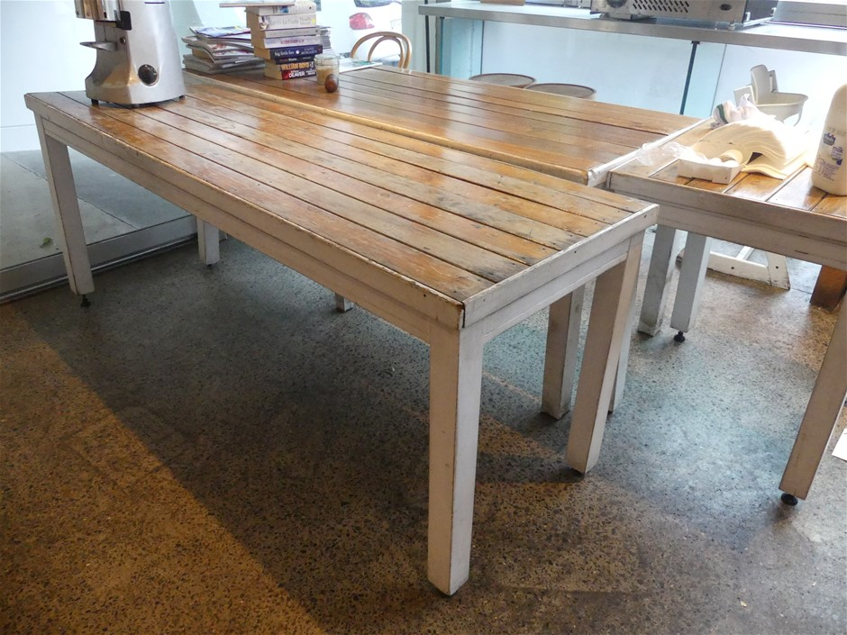 Qty 5 x Outdoor Tables