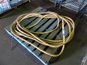 High Pressure Hose, 25 mm, Length: Unkno