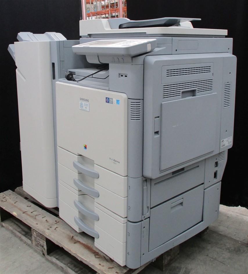 Samsung CLX-9252NA Photocopier
