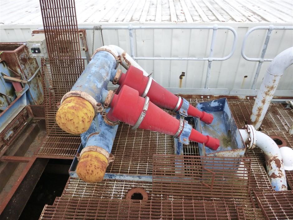 Containerised Mud Pump