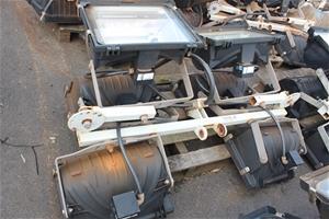 Set of 6x Sylvania 1500 Watt Lighting To