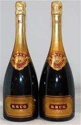 Krug Grande Cuvée Reims NV (2x 750ml), Champagne