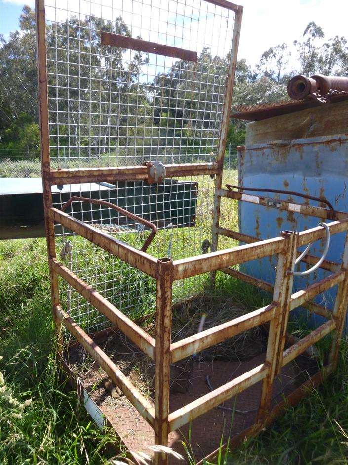 2 Person Main Lifting Cage
