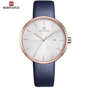 Naviforce Ladies Stylish Watch Leather B