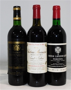 Pack of Assorted French Wine (3x 750ml)