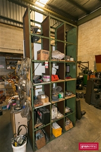 Steel Storage Unit Approx. Length (mm):