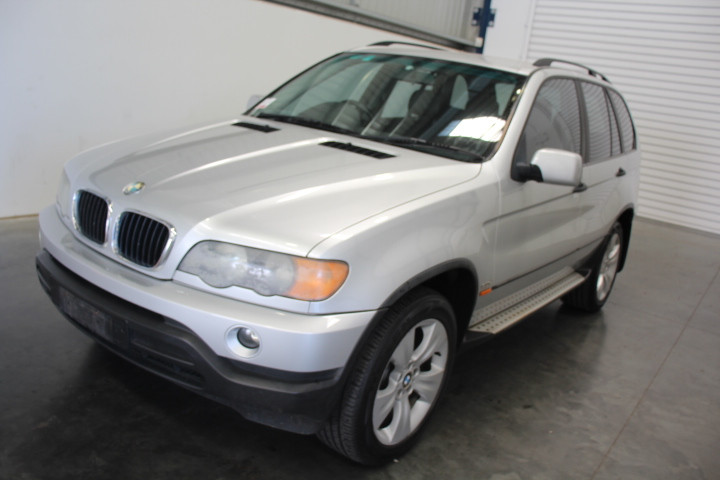 2003 BMW X5 3.0 T/Diesel 4WD Automatic (Service History)