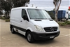 2009 Mercedes Benz Sprinter 311 CDI Refrigation Van  RWD Automatic Van